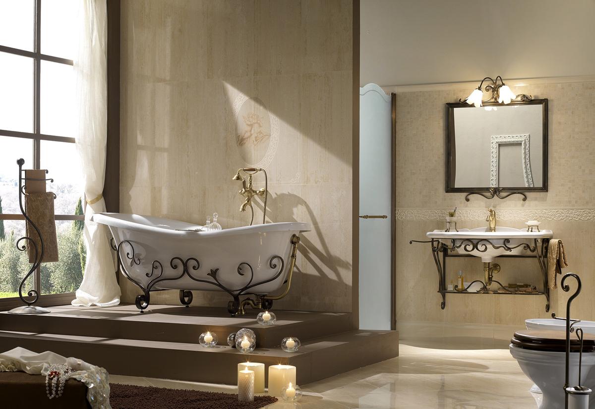 Gaia mobili e la sua bellezza senza tempo arredosalaria for Mobili bagno e accessori