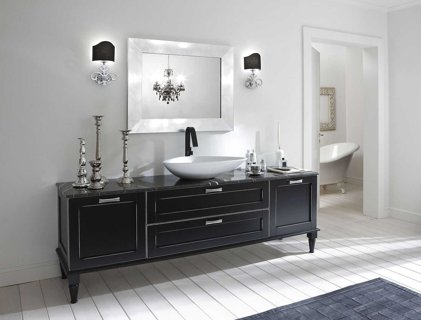 Puntotre, un bagno di classe per tutti - Arredosalaria