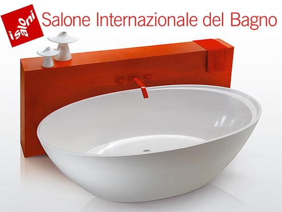Salone internazionale del bagno il futuro a portata di mano arredosalaria - Fiera del bagno ...