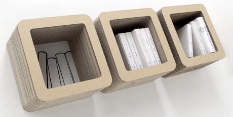 Arredamenti ecosostenibili, fra legno e cartone