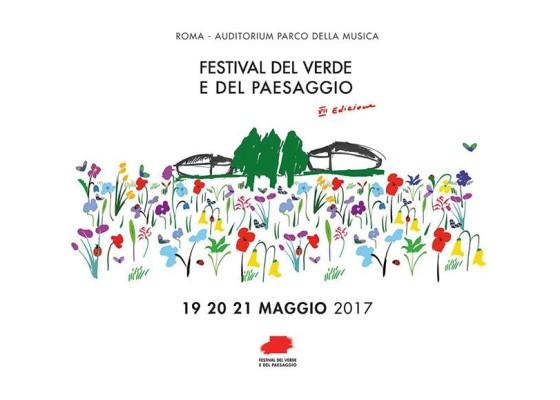 Arredosalaria al Festival del Verde e del Paesaggio (19-20-21 Maggio)