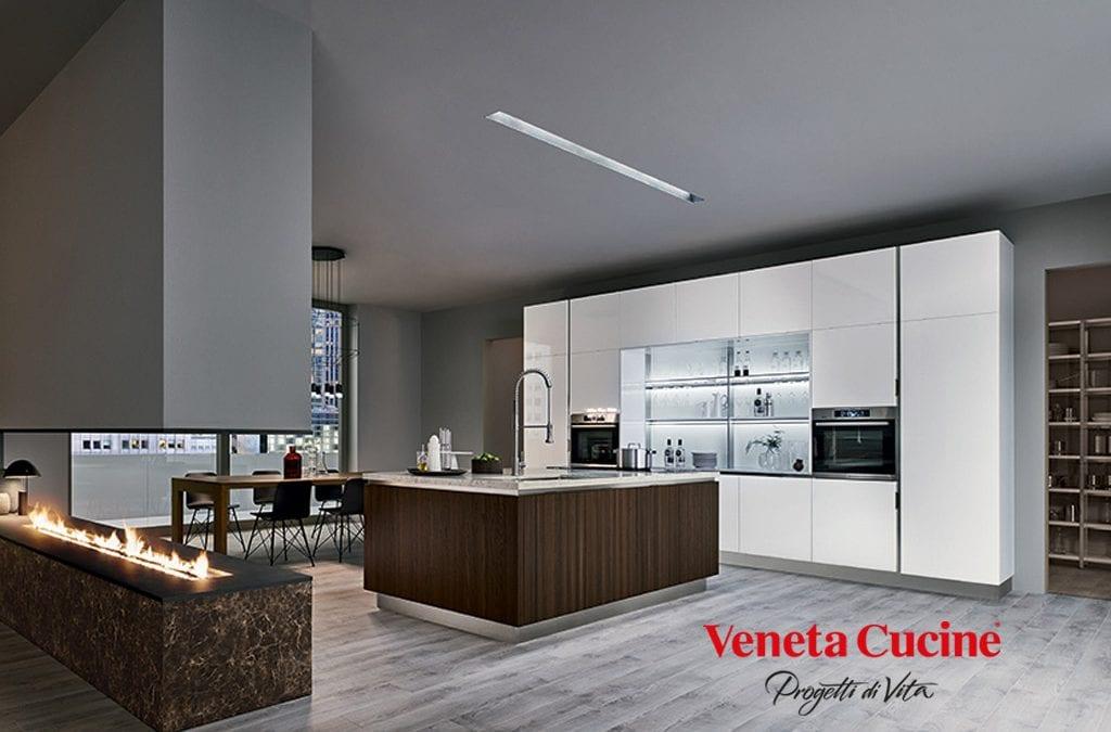 Veneta Cucine: cucine belle fuori e belle dentro - Arredosalaria