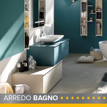 Arredosalaria - Arredo bagno e casa, Veneta Cucine, Riventitore Jacuzzi.