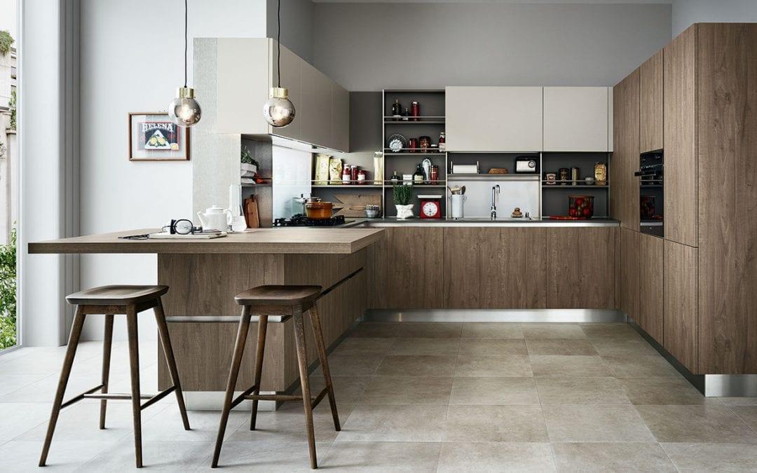 Nuovi mobili per la cucina? Iniziamo dalla scelta dei frontali