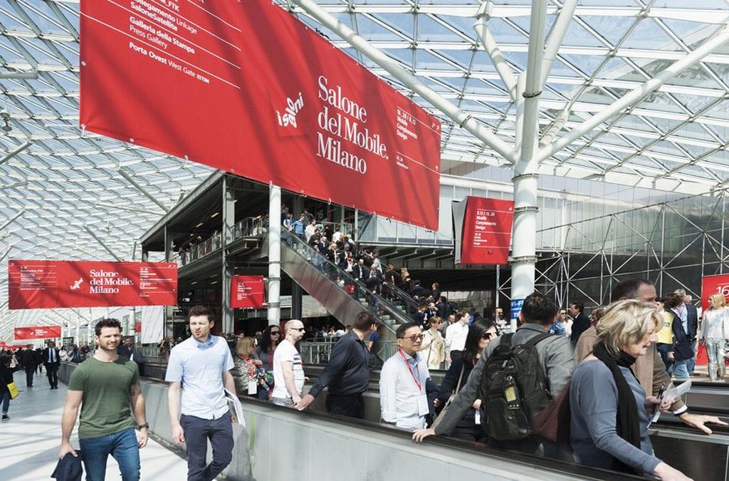 Il successo del Salone internazionale del Mobile di Milano 2018