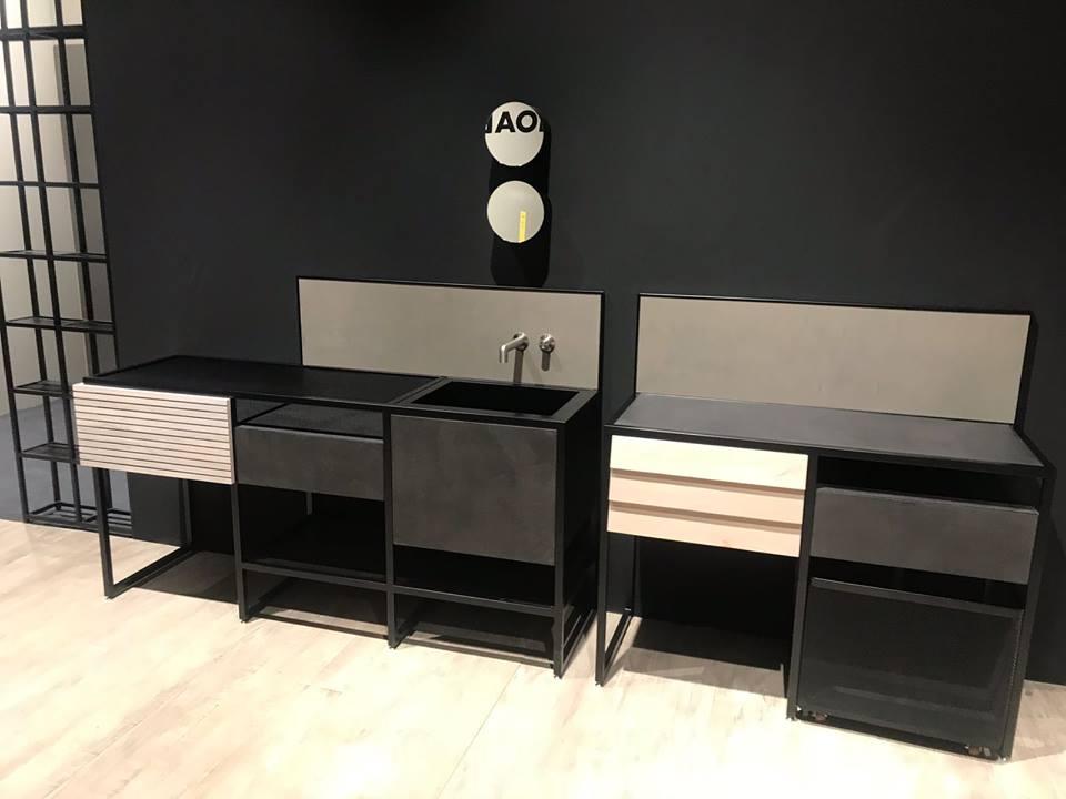 Salone del mobile milano 2018 - novità mobili bagni