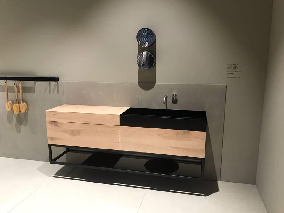 Salone del mobile milano 2018 - novità mobile bagno
