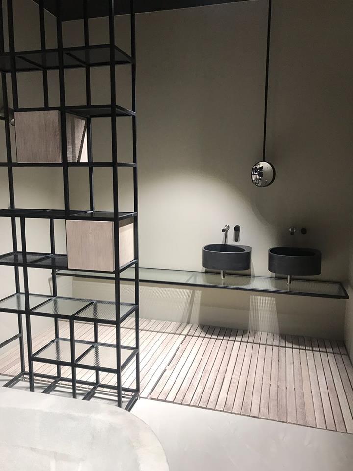 Salone del mobile milano 2018 - novità bagno