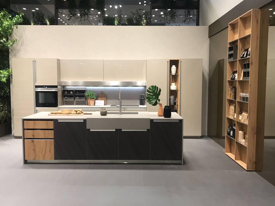Salone del mobile milano 2018 - novità cucine