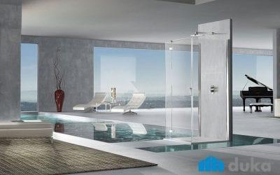 Identikit di un'emozione: le cabine doccia duka