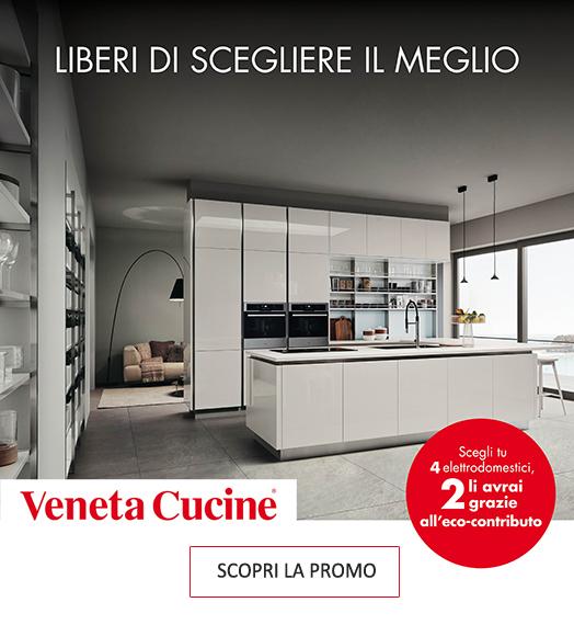 Promo Veneta Cucine 2018