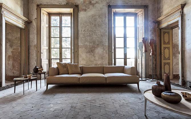 7 divani per 7 stili differenti: guida alla scelta del divano
