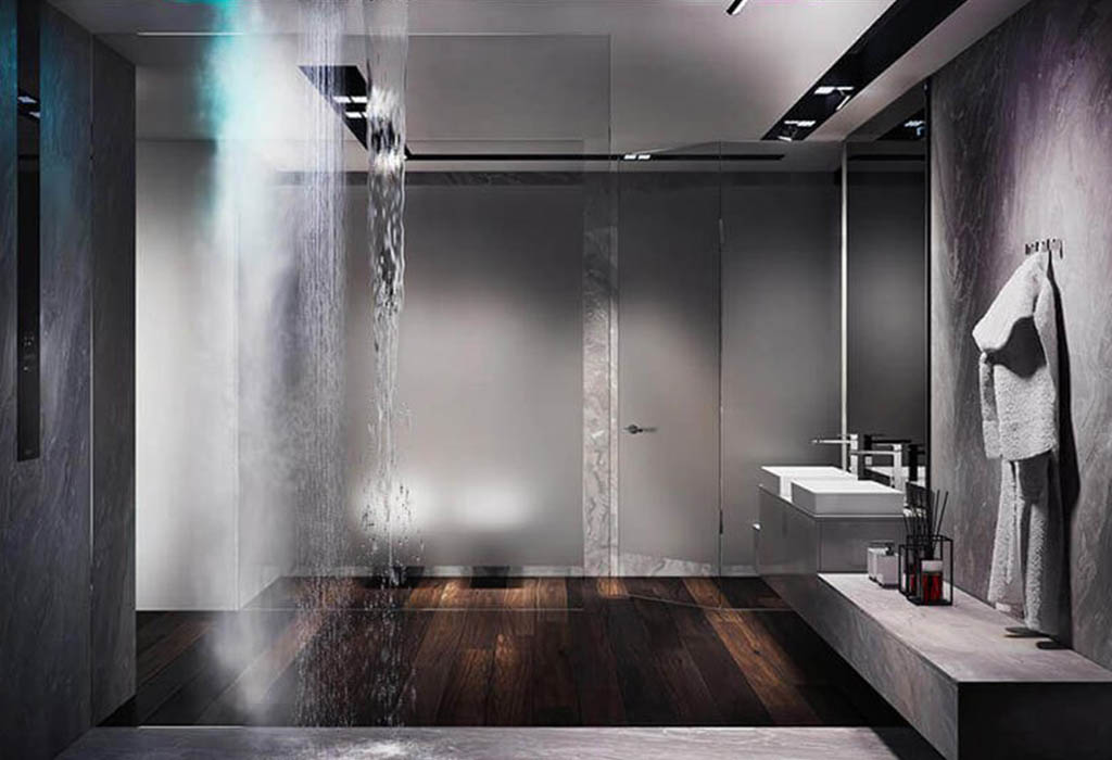 Gessi private wellness