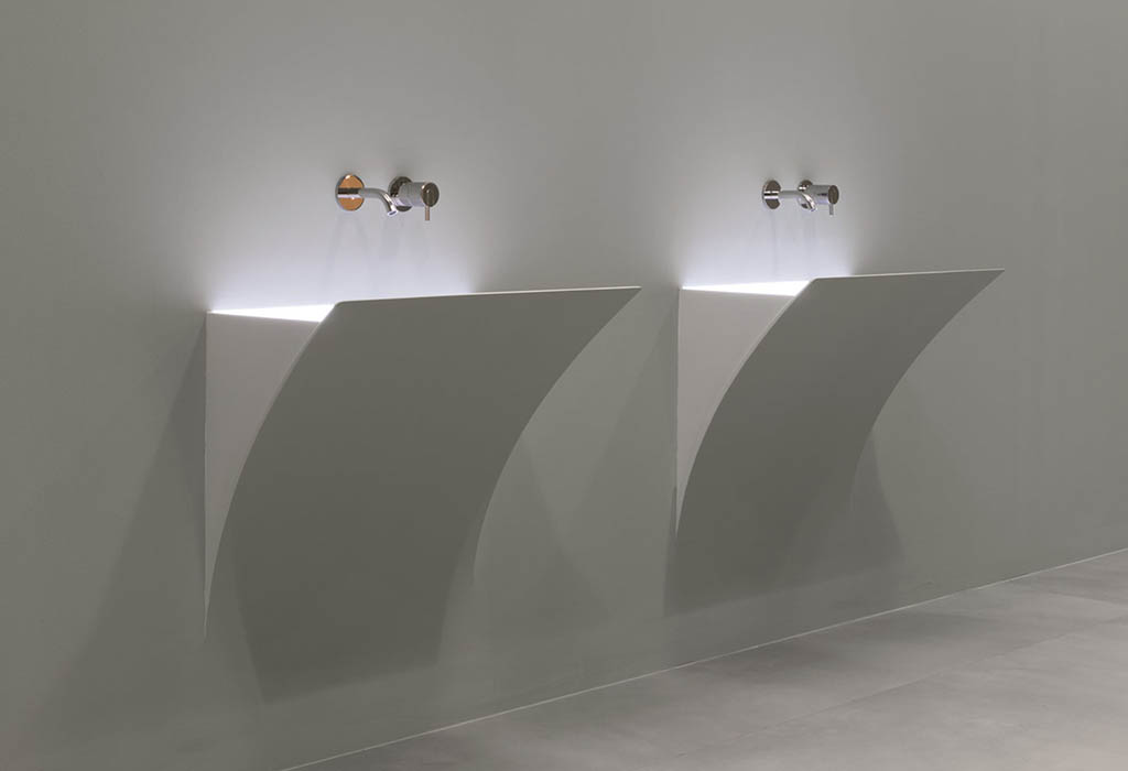 lavabo strappo antoniolupi