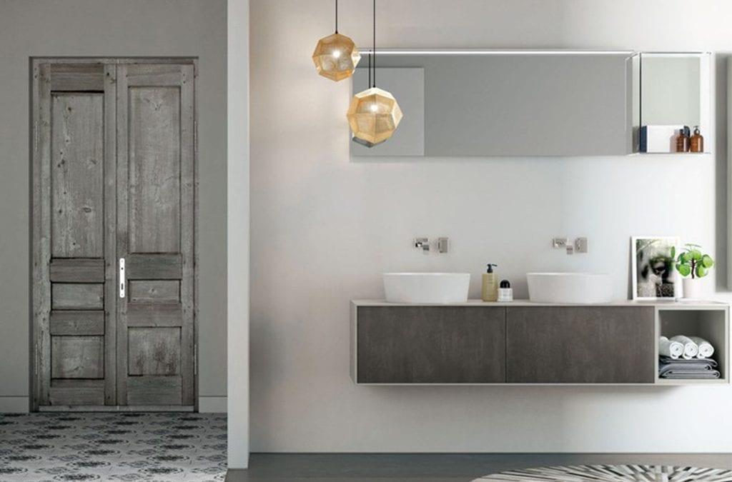 Puntotre: spazio alle idee nell'arredo bagno