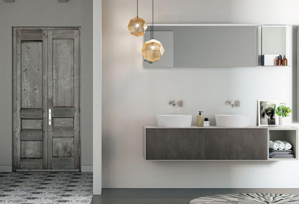 Puntotre spazio alle idee nell 39 arredo bagno arredosalaria for Idee arredo bagno