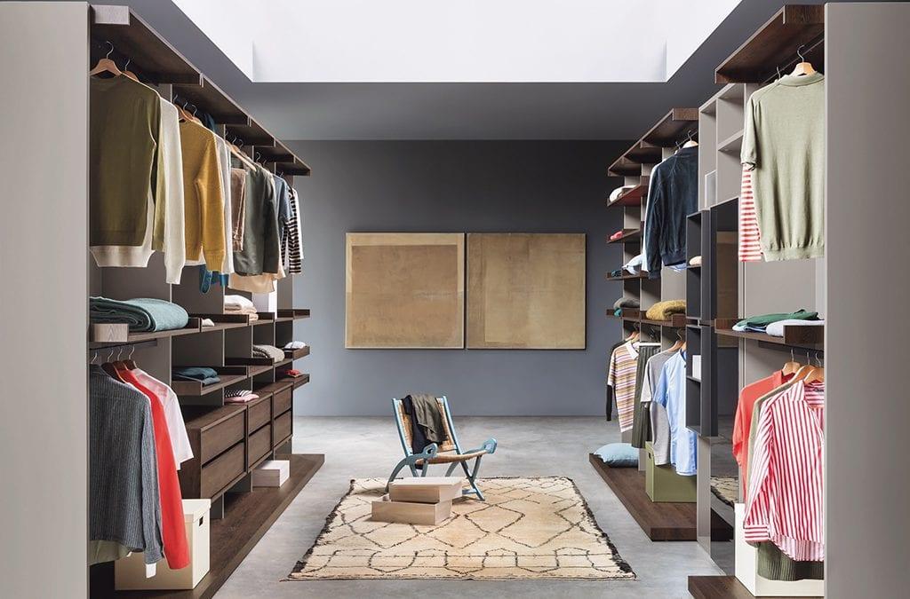 Hai sempre sognato la cabina armadio in camera da letto? Alcuni consigli sulla scelta.