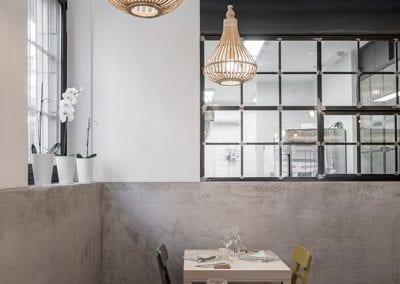Studio di architettura ARCHENJOY - Lavoro Ristorante C'Esco