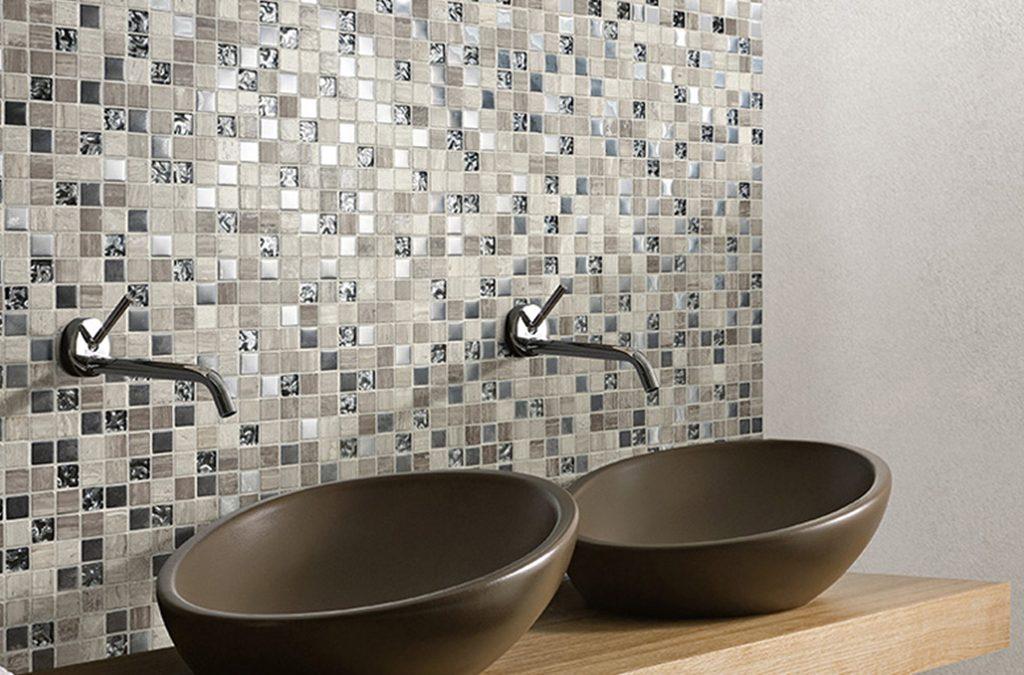 Mosaici. La creatività e il colore per arredare ogni ambiente della casa.