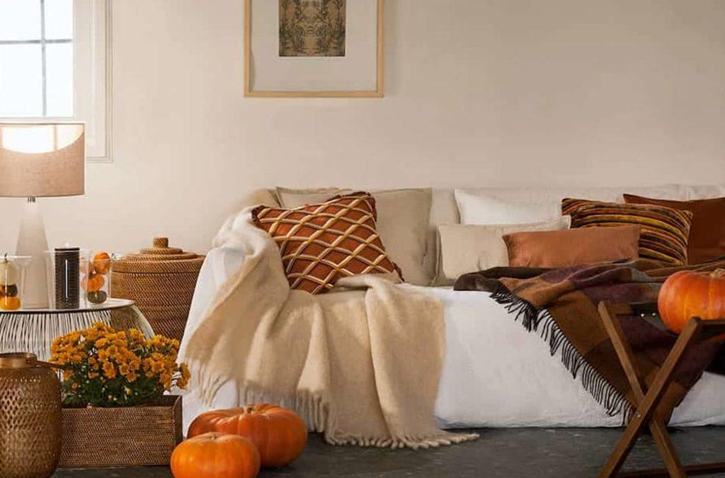 Come arredare casa in autunno. Consigli di design.