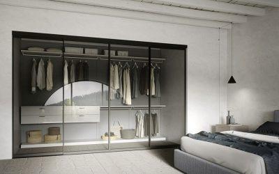 Perché scegliere una cabina armadio? Modelli, funzionalità e vantaggi.