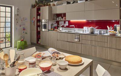 Pensili della cucina. Guida alla scelta e organizzazione degli spazi