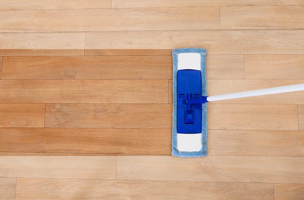 Come pulire correttamente il parquet