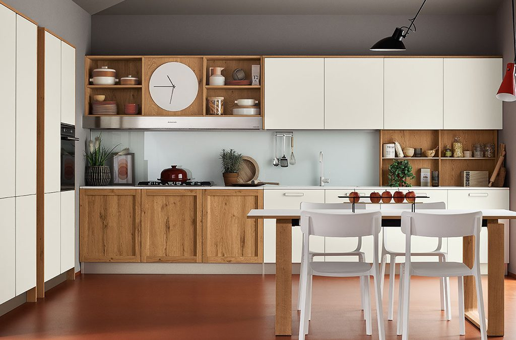Milano. La nuova cucina Veneta