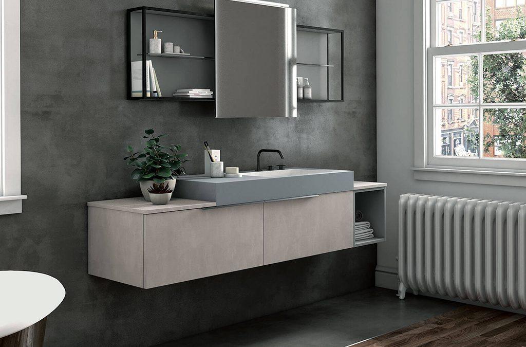 Consigli di design per un bagno in stile Industriale