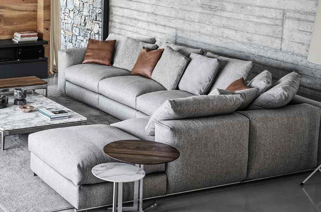 Flexform, uno dei migliori brand italiani di mobili di qualità