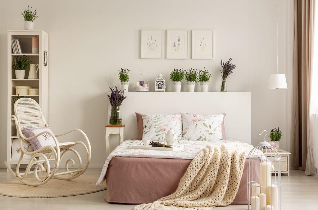 Come arredare una camera da letto in stile provenzale